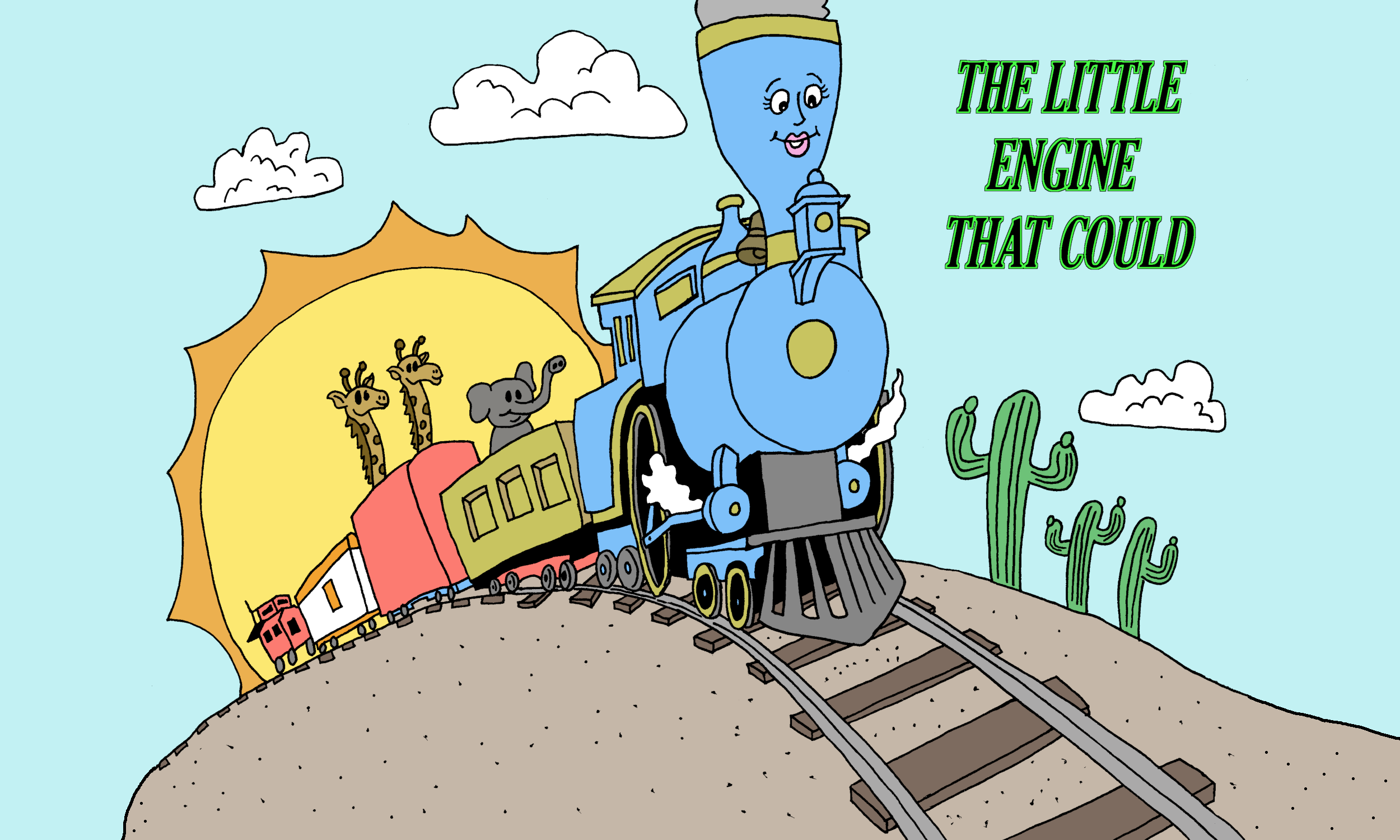 "Drive-In: ""The Little Engine That Could"""