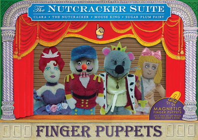 Picture of finger puppet