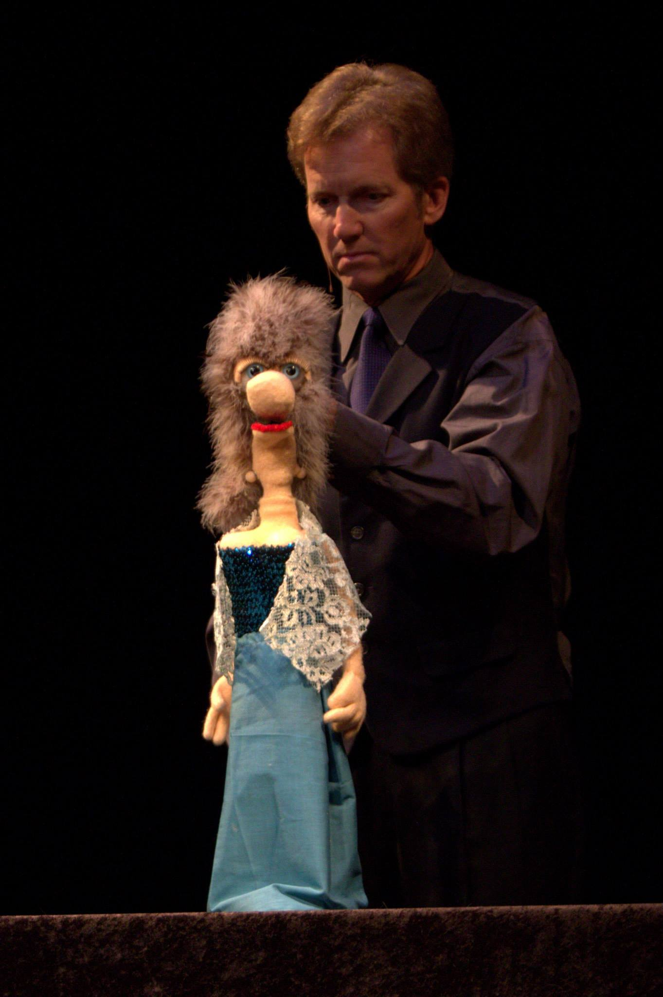 """Love & Lust"" Puppet Slam (for adults)"